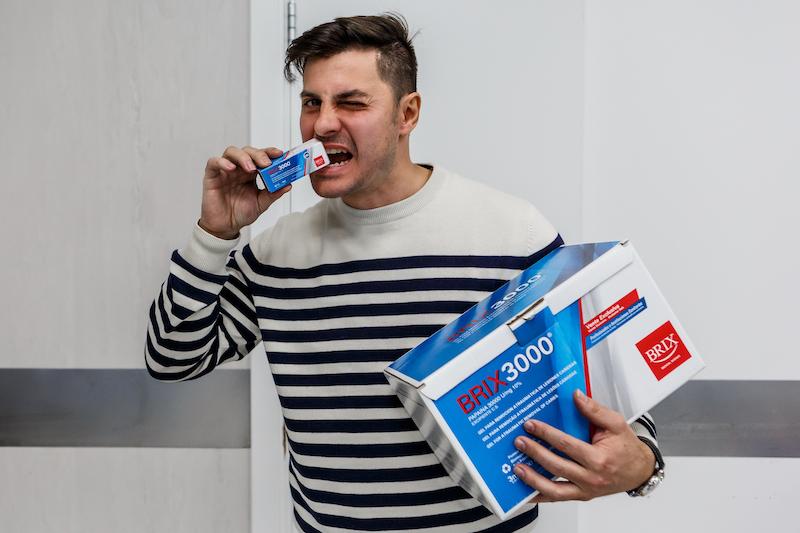 CEO de Explora Dental Jagoba Goikoetxea